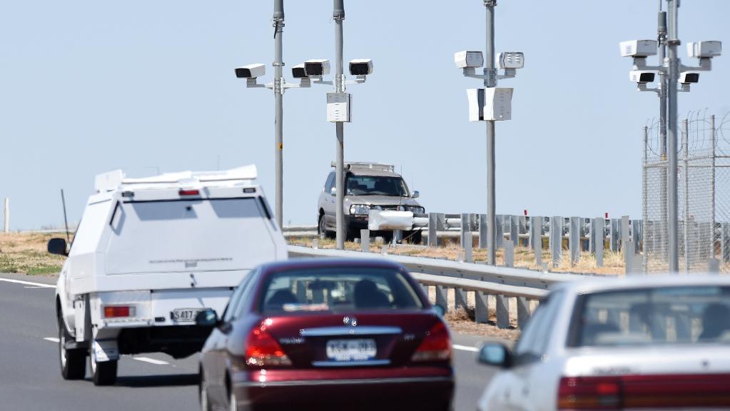 Speeding offences Adelaide
