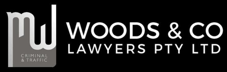Woods & Co Lawyers Logo